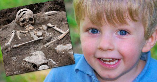 A sus 3 años recordó su vida pasada y a su asesino
