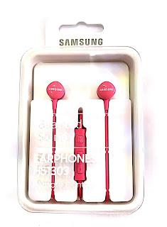 samsung eo-hs1303pegww auricolare rosa