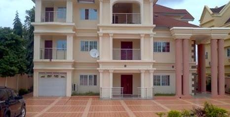 genevieve nnaji house ghana