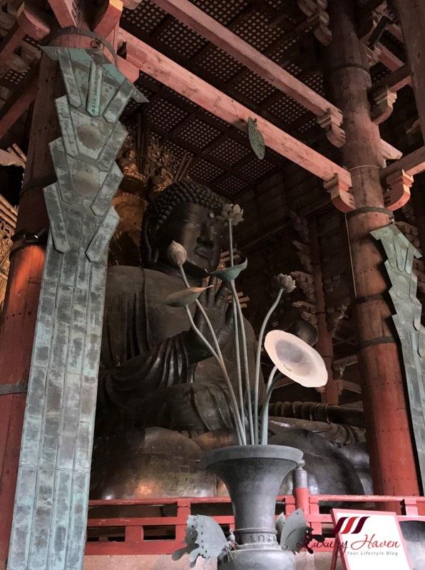 japan largest bronze statue buddha kannon bosatsu