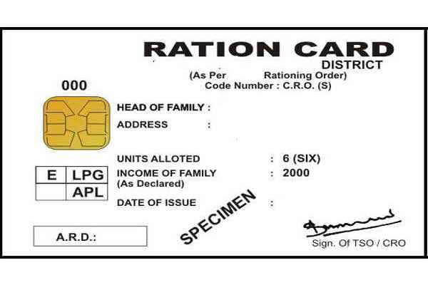 How to check Punjab Ration Card Record 2020