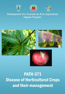 Disease Of Horticultural Crops & Their Management ICAR E course Free PDF Book Download e krishi shiksha,diseases of horticultural crops and their management pdf in hindi diseases of field crops and their management pdf diseases of horticultural crops-fruits crop diseases and their management pdf in hindi diseases of field crops and their management tnau crop diseases and their management book pdf diseases of horticultural crops agrimoon diseases of field crops and their management agrimoon,
