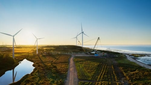 Apple is investing in the world's largest onshore wind turbines