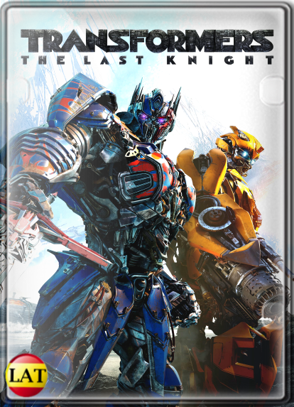 Transformers 5: El Ultimo Caballero (2017) DVDRIP LATINO