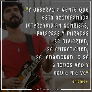 Javier Mejia guitarrista de Enjambre
