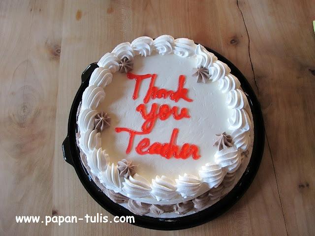 Ucapan Terima Kasih Siswa Kepada Guru