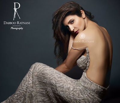 Anushka Sharma shoot for Dabboo Ratnani 2016 Calendar
