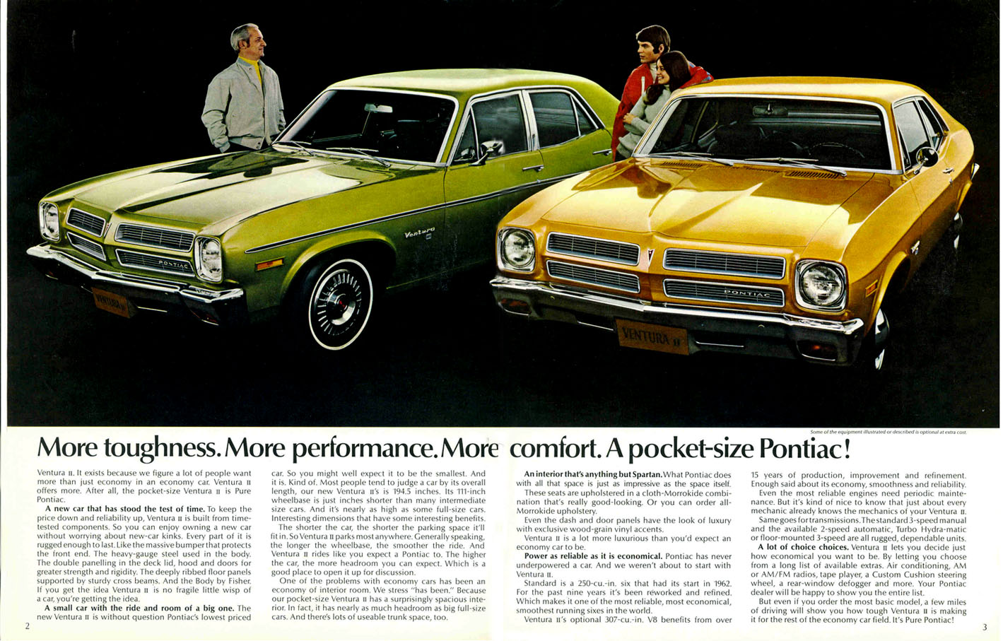 The Automobile And American Life Car Spotter 1971