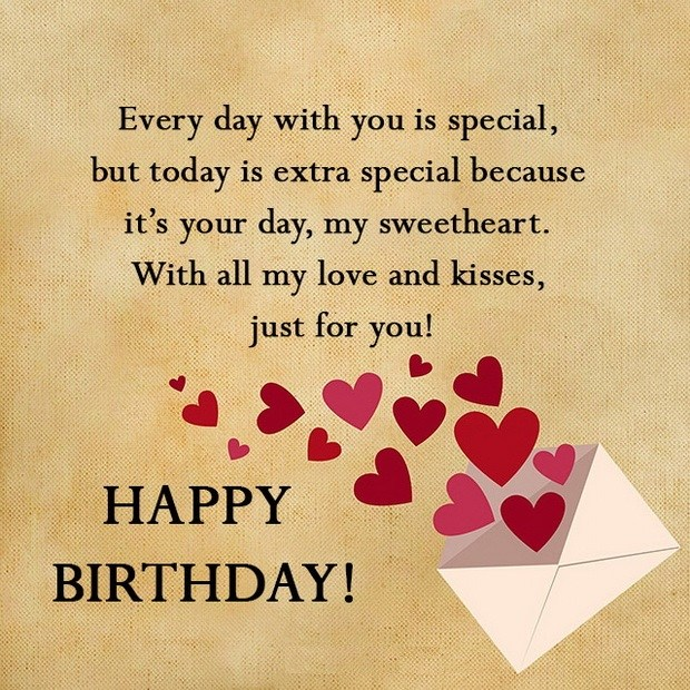 145 Best Romantic Birthday Wishes For Boyfriend Quotes Messages Greeting