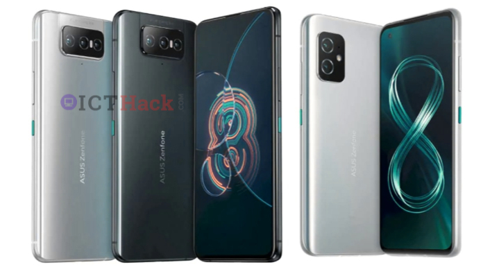 Asus Zenfone 8 and Asus Zenfone 8 Flip launched Snapdragon 888 Soc Display Camera Price Specifications