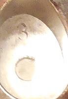 Cast UFO Piece Numbering