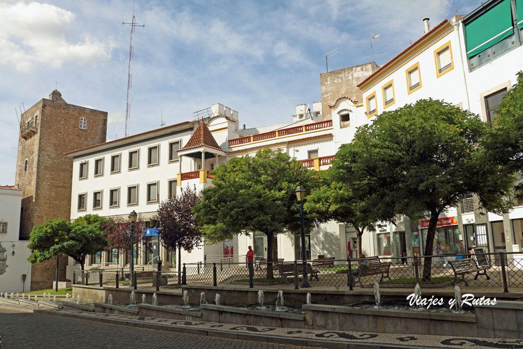 Qué ver en Elvas: Torre fernandina