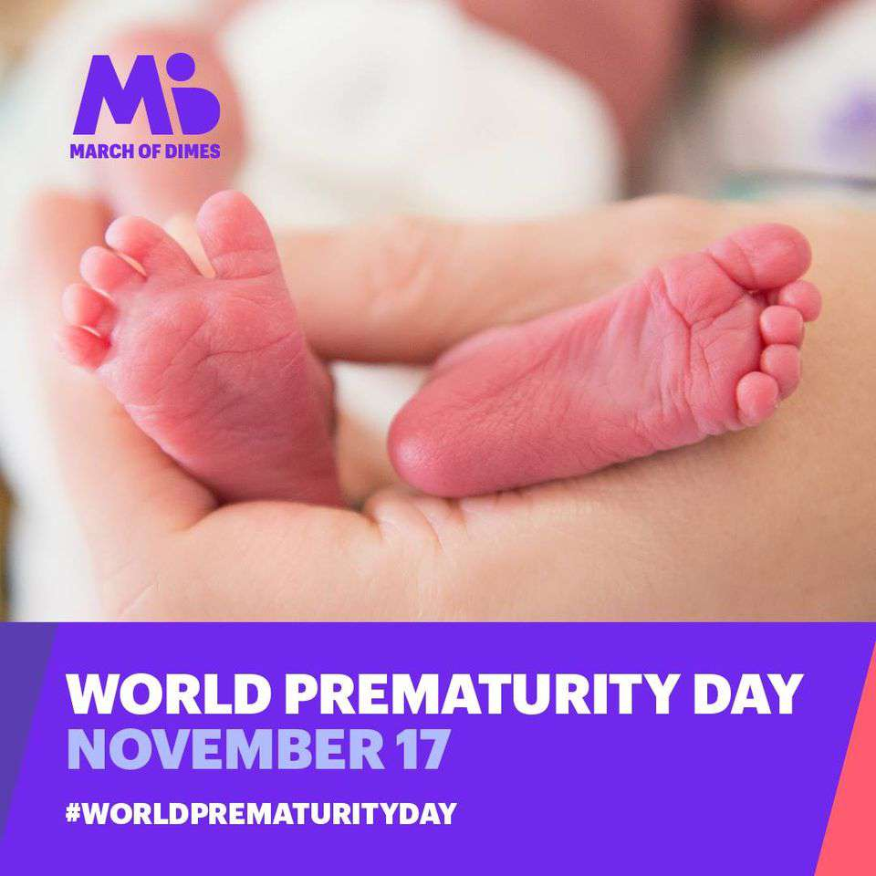 World Prematurity Day Wishes Awesome Picture