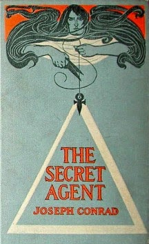 secret agent, first cover