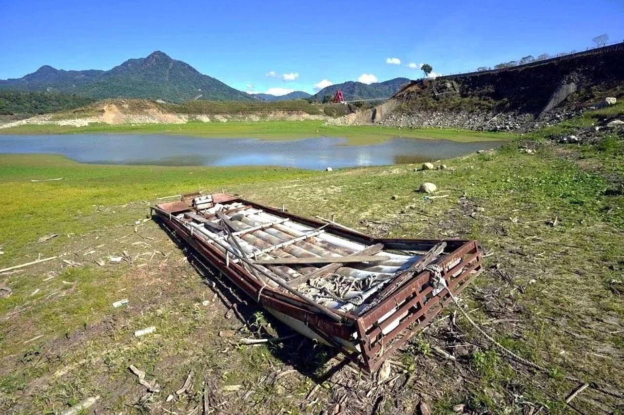 台南56年來最嚴峻缺水危機|4/1開始全日減壓供水|曾文水庫幾乎見底