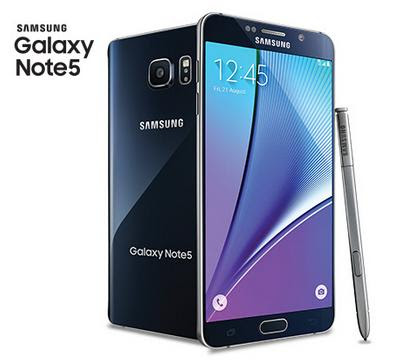 Harga dan Spesifikasi Samsung Galaxy Note5