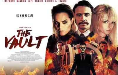 The Vault 2021 Hindi English Telugu Tamil Full Movies Free 480p Bluray