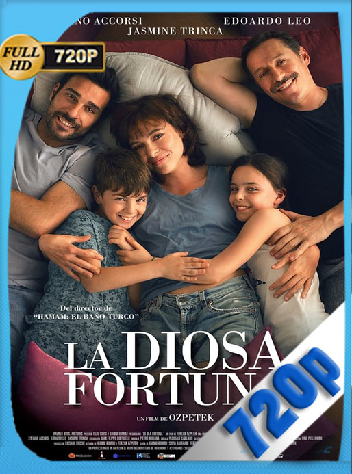 La Diosa Fortuna (2019) 720p WEB-DL Latino [GoogleDrive] [tomyly]