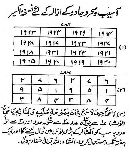 Aasaib Aur Jadu Ki Taweez