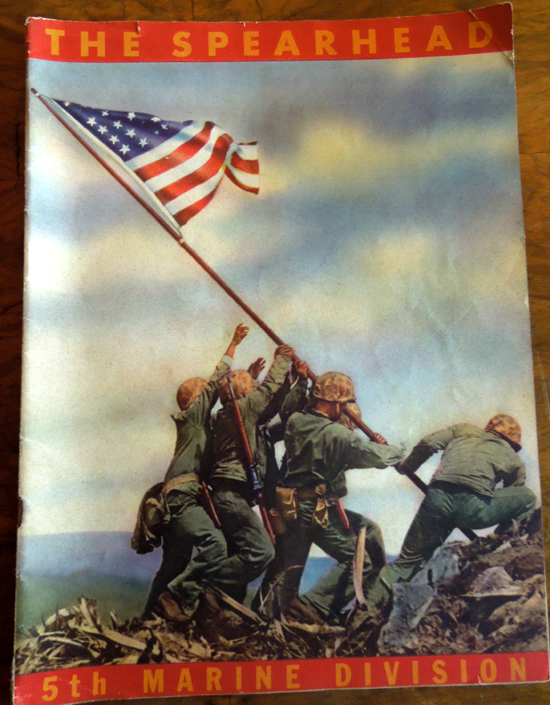 Marines In Forest Green: WWII 5th Marine Division The ...  Usmc