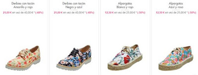 derbies alpargatas