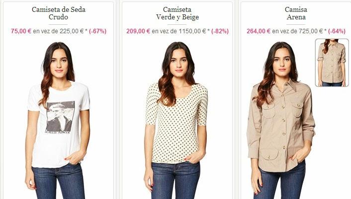 Camisetas y camisa en oferta de Dolce & Gabbana