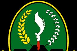 Logo Jawa Barat Versi Terbaru Corel Draw HD gratis