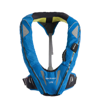 Our favorite ultra-lightweight inflatable lifevest!