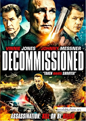 Decommissioned 2016 Dual Audio 720p WEB-DL 900mb