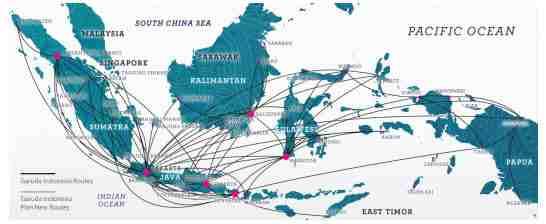 Peta Penerbangan