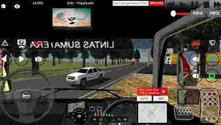 Game Simulator Truk