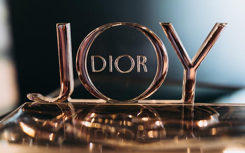 презентация Joy by Dior в Киеве