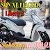 Giá sơn xe máy Piaggio Liberty S 125