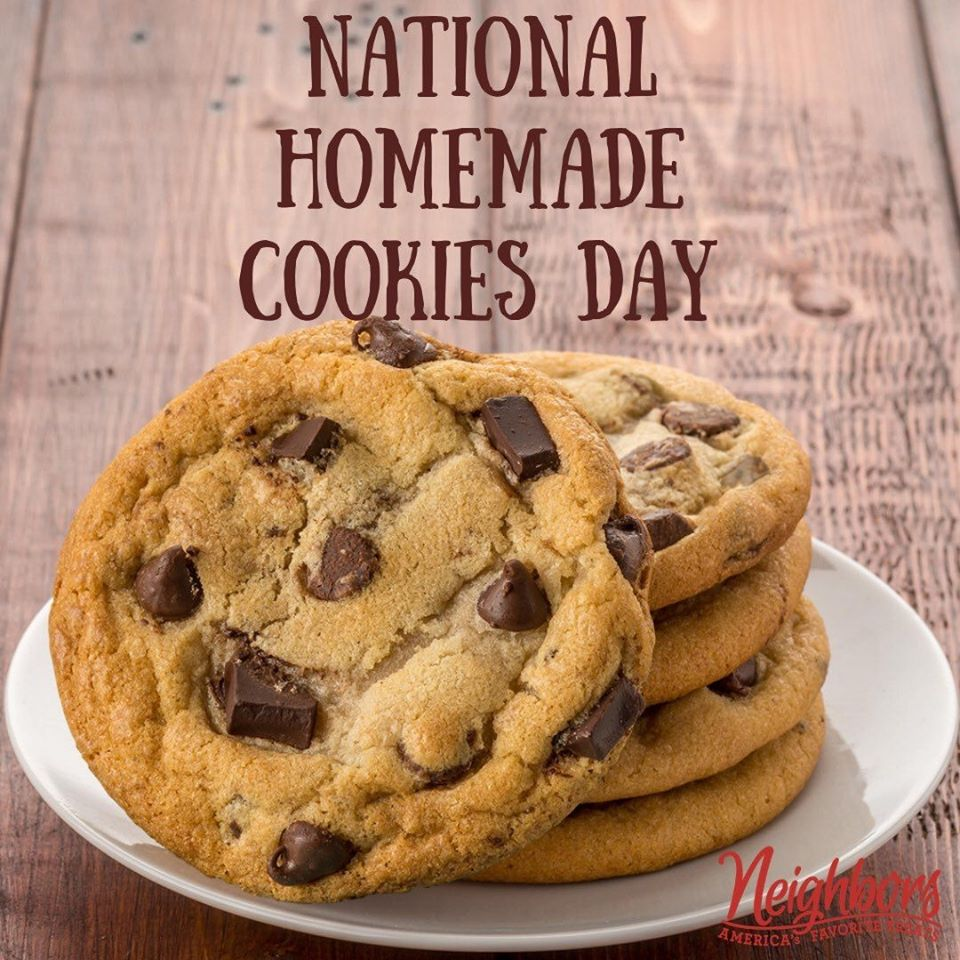 National Homemade Cookies Day Wishes pics free download