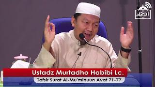 Biografi Ustadz Murtadho Habibi,Lc ,Al Hafizh