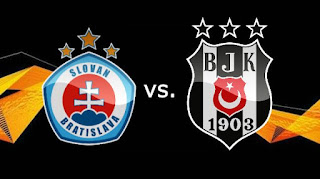 Slovan Bratislava - Beşiktaş