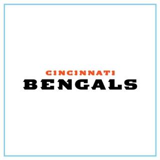 Cincinnati Bengals Wordmark - Free Download File Vector CDR AI EPS PDF PNG SVG