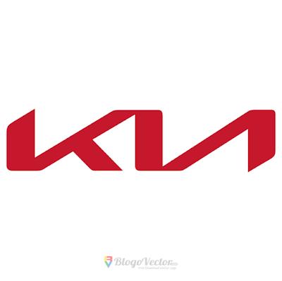 Kia Motors New Logo Vector