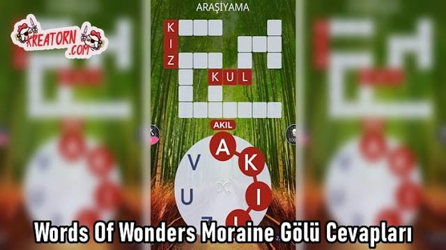 Words-Of-Wonders-Moraine-Golu-Cevaplari