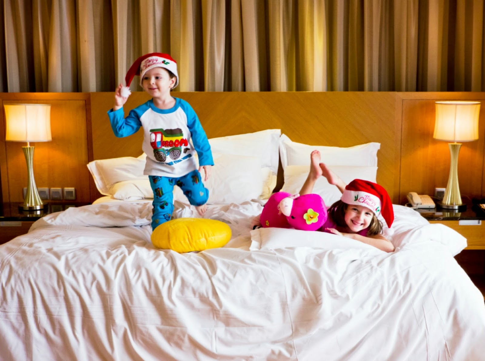 Festive Season di JW Marriott Medan