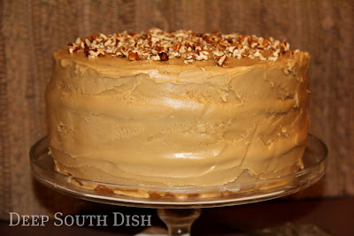 Deep South Dish Southern Caramel Cake