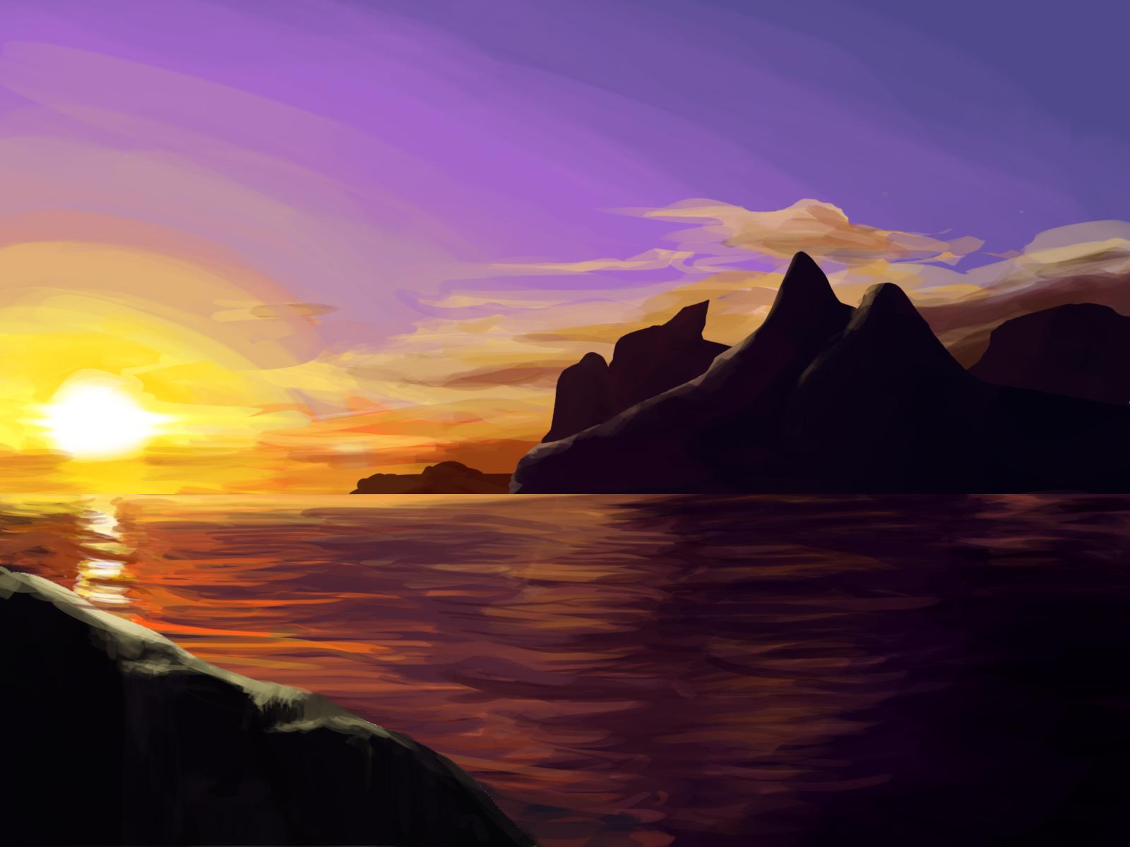 Sunset Wallpaper Sunset Sunrise