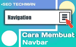 Cara Membuat Navigation Bar Keren