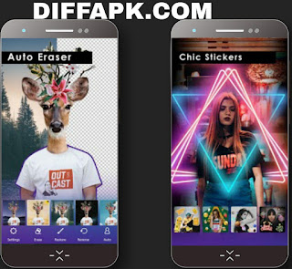 PicsKit – Free Photo Art Editor Apk v1.9.9 (Pro)