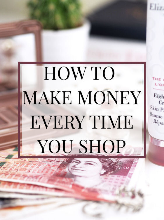 How to Make Money Every Time you Shop