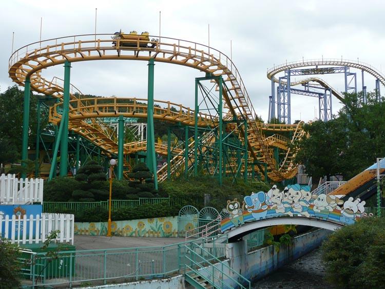 Seoul Land Theme Park