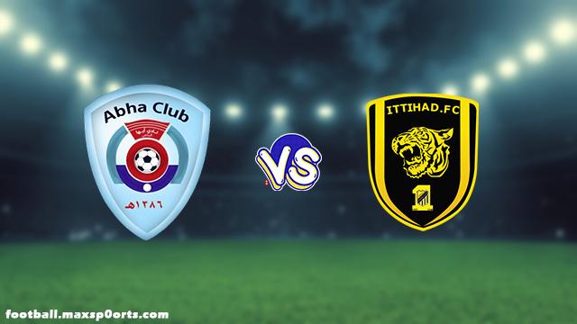 مشاهدة مباراة الإتحاد ضد أبها 11-09-2021 بث مباشر في الدوري السعودي