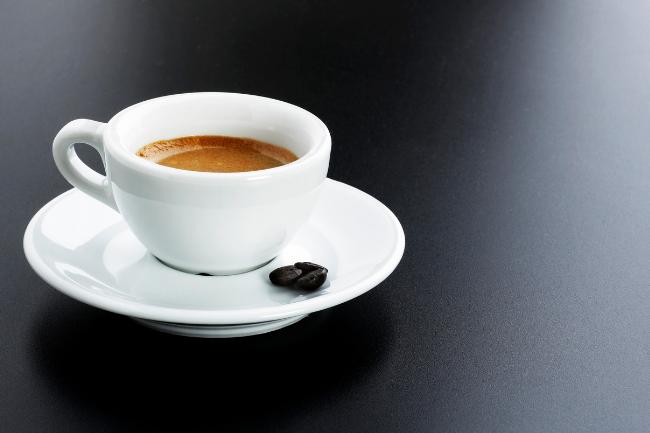 xicara de café expresso