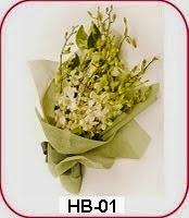 Bunga Tangan Anggrek
