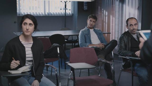 Maxi Iglesias en 'Desaparecidos. La Serie'
